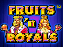 в Вулкан 24 Fruits And Royals